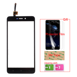 Image 2 - TouchGlass Mobile Touch Screen For Xiaomi Redmi 4X / Redmi Note 2 Note 3 Note 5A 4A Touch Screen Glass Digitizer Panel Sensor