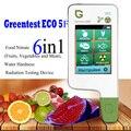 GREENTEST ECO 5F цифровой пищевой нитратный тестер Измеритель концентрации Быстрый анализатор фруктов/овощей/мяса/рыбы нитрата метр