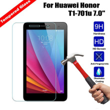 9H Screen Protector for Huawei Mediapad T1 7.0 T1-701u Tempered Glass For Huawei T2 7.0 701w 7 inch Protective Film Guard Glass 9h 7 screen protector for huawei mediapad t1 7 0 t1 701u tempered glass for huawei t1 7 0 701u 7 inch protective film