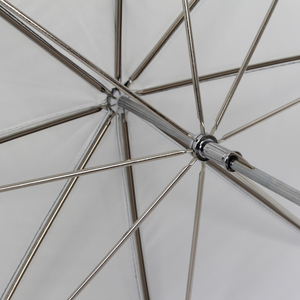 """Image 4 - 33 """"/83 cm Stüdyo Şemsiye Siyah ve Beyaz Kauçuk Kumaş Paslanmaz Çelik Fotoğraf Yansıtıcı Şemsiye fotoğraf stüdyosu aksesuarları"""