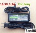 19.5V 3.3A 65W AC Adapter Charger For Sony VGP-AC19V43 VGP-AC19V49 VGP-AC19V48 VGP-AC19V44 VGN-E VGN-SR VGN-C VGN-NS