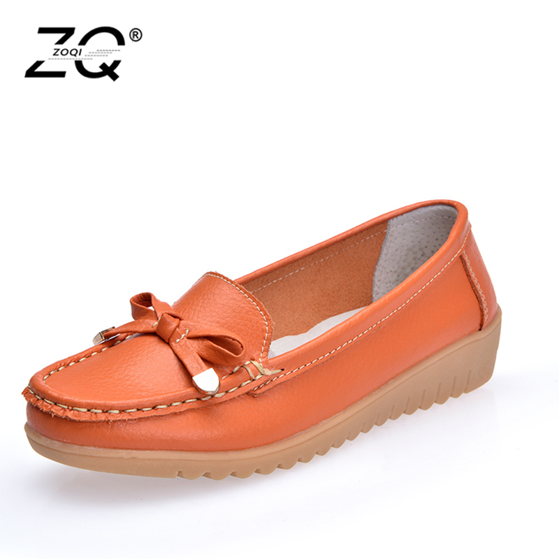 ZOQI Spring Top Quality Women Fashion 2018 Summer Hollow Out Flats Shoes Slip-on Comfort Casual Shoes Female Lazy Shoes ribetrini 2018 top quality slik upper crystals slip on spring summer shoes women flats comfortable date easy for walking