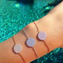 Женский минималистичный браслет 16 + 5 см золотистого/серебристого