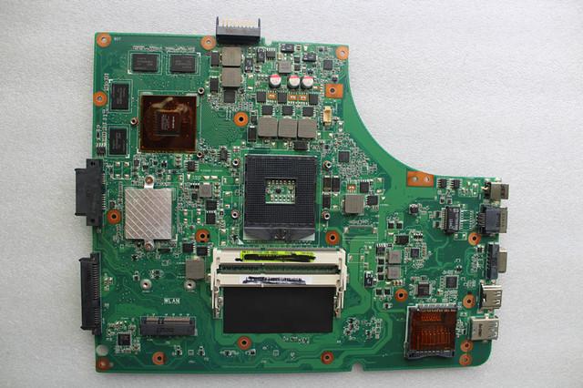 Nuevo original del ordenador portátil placa madre para asus x53s a53s k53sj k53sc p53s k53sv rev: 3.1 usb3.0 gt540m 2g 60-n3gmb1000-e02 mainboard
