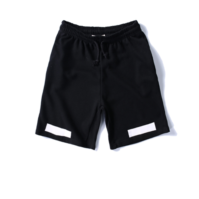 Online Get Cheap Mens Black and White Striped Shorts -Aliexpress ...