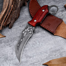 Camping knives Outdoor Utility Karambit Knife Cs Go Hunting Combat Knives Cold Steel Survival Tactical Knife Navajas Cuchillos