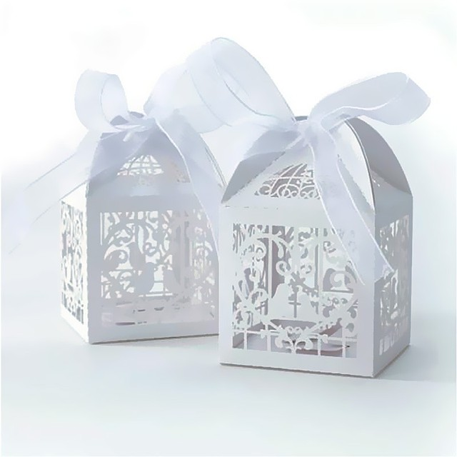 New 10pcs/pack Chair Place Card Holder and Favor Box Best for Candy ...