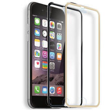 1ff35c791b9 Para iPhone 5 5S 6 7 6 s Plus Tampa 3D Curvo Borda de Vidro Temperado  Protetor de Tela Cheia Para o iphone 7 6 além de 7 Além de.