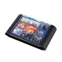 55 в 1 без повтора 16 бит MD игровая карта для sega Genesis для Mega Drive Портативный Классический игровой картридж 16 бит игровая Карта