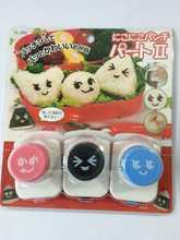 Panda Koala Nori Cutter Onigiri Punch Stempel/nette DIY Lächelndes Gesicht Sushi Maker/Japanische Küche Zubehör Bento dekoration