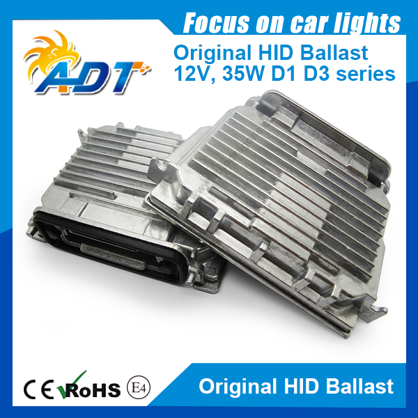 12 V 35 W Original D1S D1R D3S D3R HID Balastos de Xenón HID Xenon Conversion Digital Módulo de Control OEM 63117180050 Para AUDI Q7