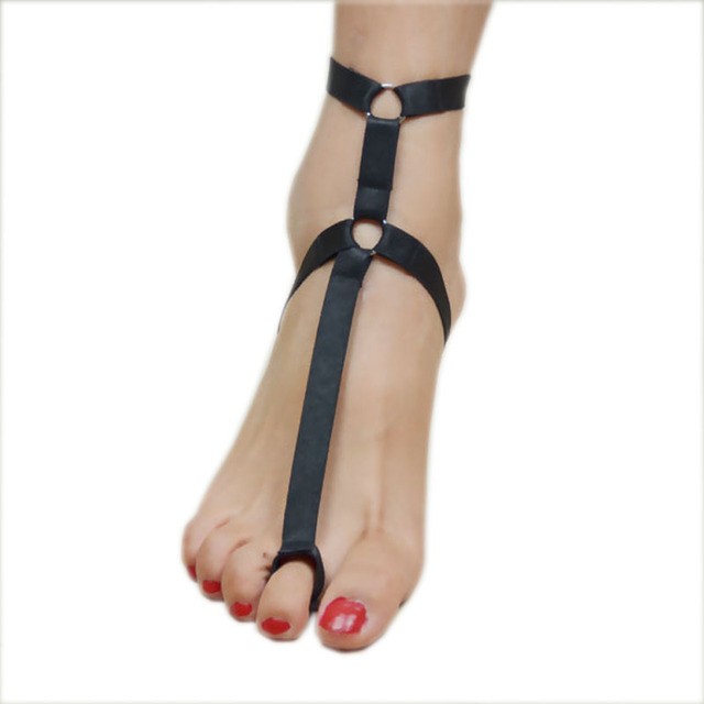 2 pcs Black foot Stud