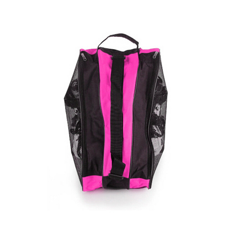 NEW Ice Skate Roller Blading Carry Bag with Shoulder Strap for Kids Adults