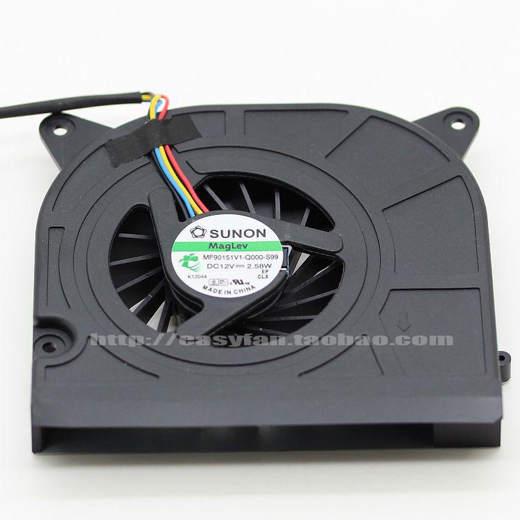 SUNON MF90151V1-Q000-S99 DC 12V 2.85W  Server Blower fan 3d головоломка робот красный 90151