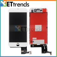 2PCS LOT No Dead Pixel Original LCD Touch Screen Assembly ReplacementFor IPhone 7 Plus Black White