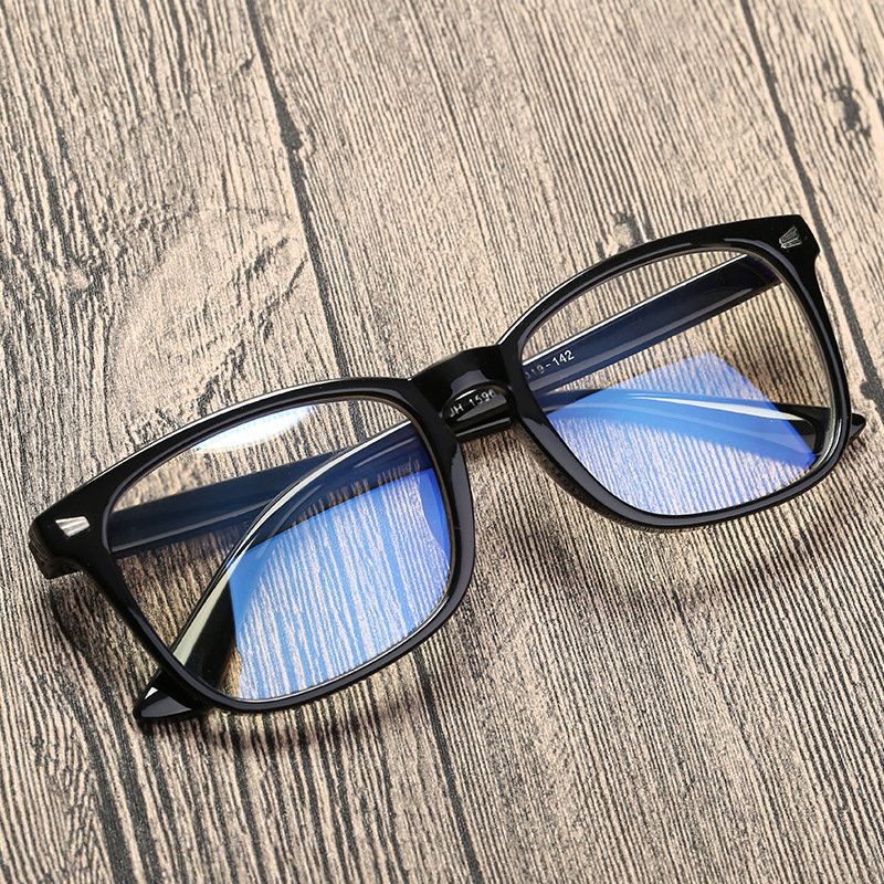 Unisex Glasses Anti Blue Light Radiation Nerd Points for Computer and Gaming Eye Protect