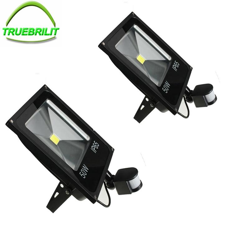Buy LED PIR Floodlights Motion Sensor Flood Lights 10W 20W 3