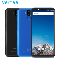 Orignal Vernee X Mobile Phone 6 0 Inch Screen 4GB RAM 64GB ROM MTK6763 Octa Core