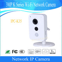 Free Shipping DAHUA Security IP Camera WIFI Camera CCTV 3MP FULL HD K Series Wi Fi Network Camera DH IPC K35