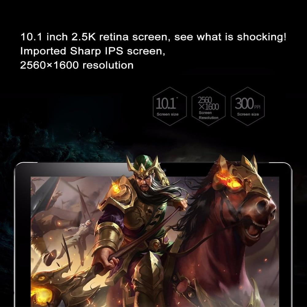 New Arrival 10.1 Onda V18 Pro Android 7.1 Tablet PC 2560*1600 IPS Retina Screen Allwinner A63 Quad Core 3GB Ram 32 / 64GB Rom