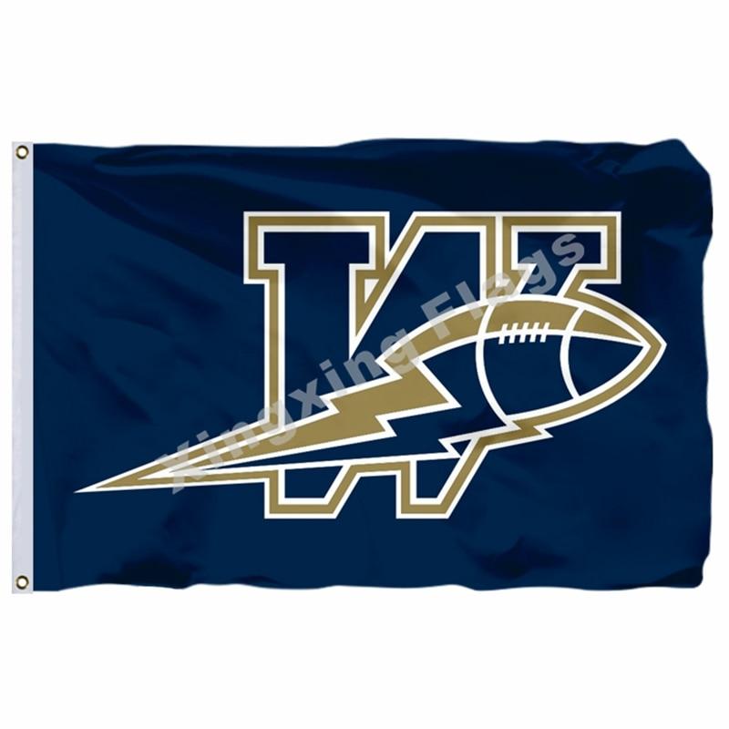 Winnipeg Blue Bombers Flag 3ft X 5ft Polyester CFL Toronto