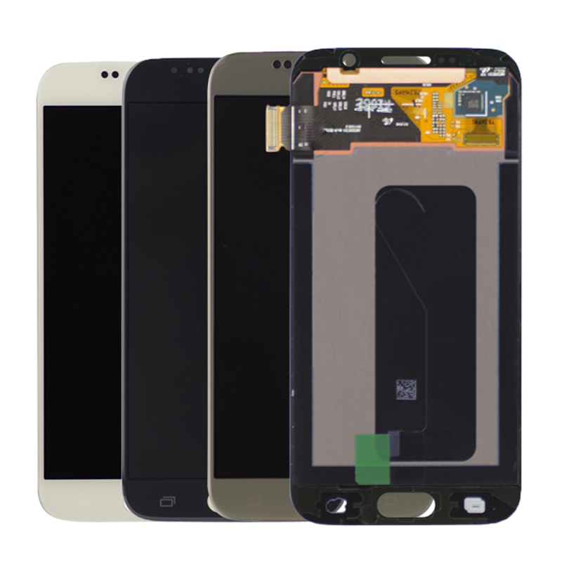 LCD Display + Touch Screen Digitizer Panel Assembly For Samsung Galaxy S6 G9200 LCD Complete Free ShippingLCD Display + Touch Screen Digitizer Panel Assembly For Samsung Galaxy S6 G9200 LCD Complete Free Shipping