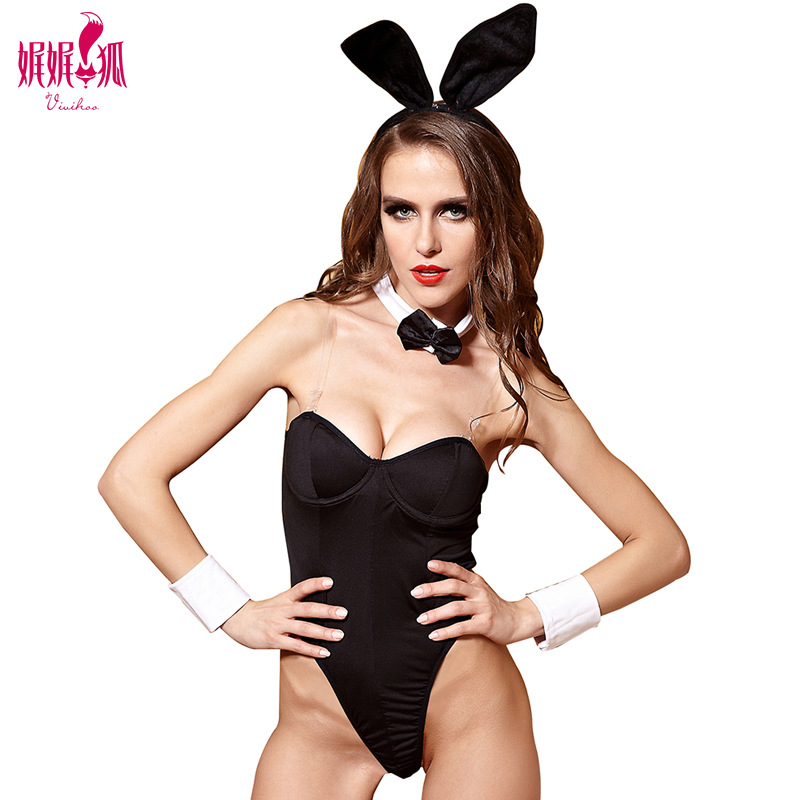Sexy Costume Playing Clothing Sexy Lingerie Hot  Rabbit Uniforms Fashion Sexy Costumes