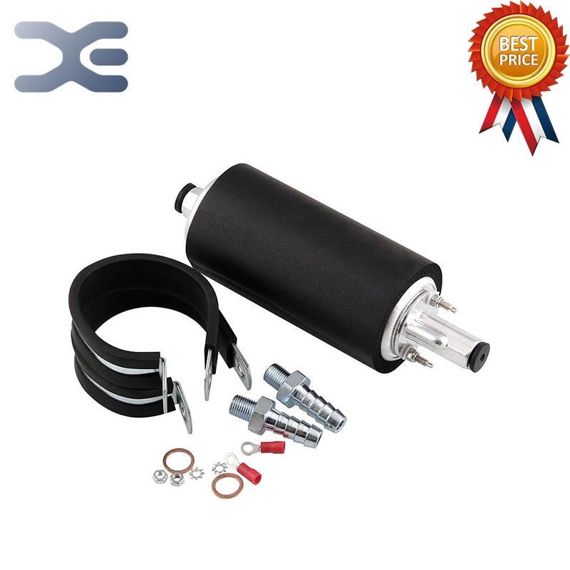 цена на Car Modification Fuel Pump Universal High Pressure Fuel Injection Pump Aluminum Alloy Gasoline Pump Electric Petrol Pump