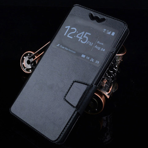Micromax A107 Case, New High Quality Leather Silicon Back Cover for Micromax Canvas Fire 4 A107 Phone Case Free Shipping