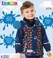 2016 nueva muchacha del muchacho warterproof ropa de abrigo, ropa de invierno, ropa de la muchacha, niño niña chaqueta de esquí para los niños polar ouersider impermeable