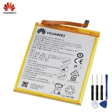 HUAWEI HB376883ECW Genuine Battery For Huawei VIE-L09 VIE-L29 P9 PLUS VIE-AL10 3400mAh Phone + Tool