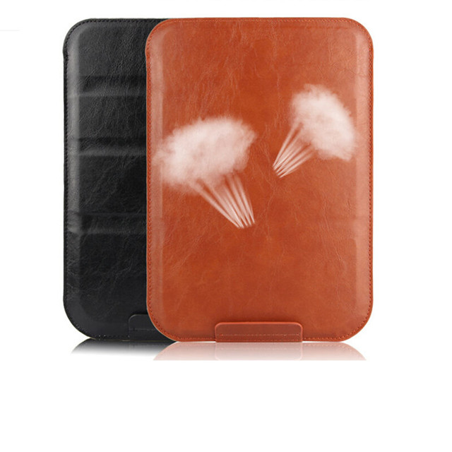 Sd Top Magnetic Pu Leather Sleeve Pouch Bag Case Cover For Kindle Paperwhite 1 2