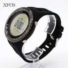 XFCS impermeable digital de muñeca reloj automático relojes para hombres digitais running para hombre hombre saat nadar reloj ots digitales al por mayor