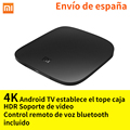 [Global Version] Xiaomi Mi box 3 Android TV 6.0 Smart 4K HD TV Box Quad Core Set-top Box WiFi Youtube Kodi IPTV Media Player