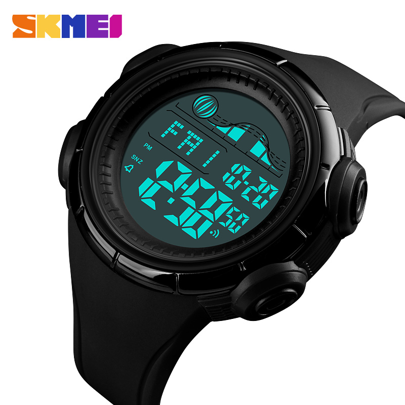 Skmei multifunction Digital Waterproof Watch Sport Men Alarm new 2018 watches Chronograhp Count down Army relogio masculino