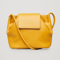733cdda4e AUTEUIL New Arrival Messenger Bags Women Bucket Bag Leather Shoulder Bags  Yellow Casual Totes Small Crossbody