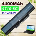 4400 мАч Аккумулятор для Acer Aspire 5740 4740G 5740 г 5542 г 4930 г 5738zg AS07A31 AS07A32 AS07A41 AS07A42 AS07A51 AS07A52 AS07A71