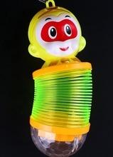 Year Of The Monkey Mini Lantern Light Projection Rainbow Circle Luminous Toy Unisex Plastic Electronic Sports