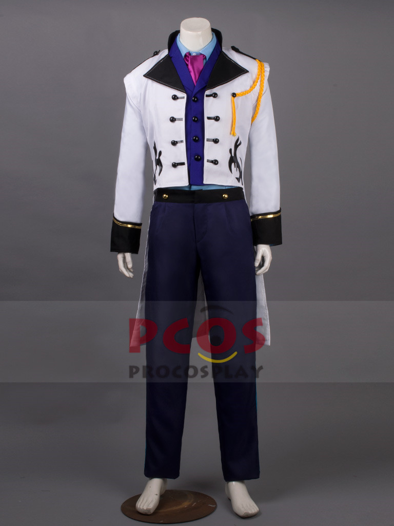 Best Prince Hans Cosplay Costume mp001497