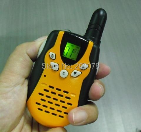 Paar Mini walky talky cb radio communicatie M602 PMR446 draagbare kinderen walkie talkie 2-weg radio transceiver