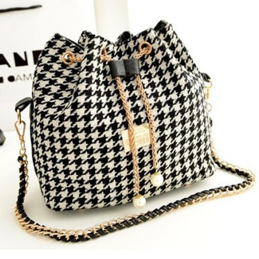 2016 Promotion Price Canvas Drawstring Bucket Bag Shoulder Handbags Messenger Bags Bolsa Feminina Bolsos