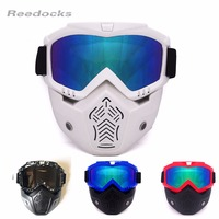 2017 New Brand Ski Goggles Double UV400 Anti Fog Big Ski Mask Glasses Skiing Men Women