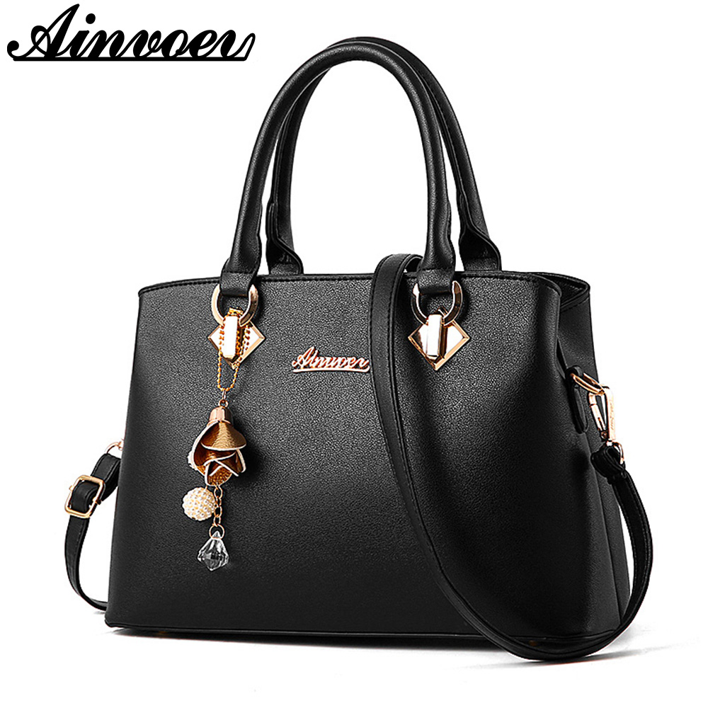 Ainvoev 2017 new fashion trend bag women handbag korean style shoulder bag female crossbody bag Korean style fashion girl bag