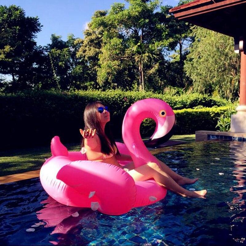 Flamingo swimming ring (2)