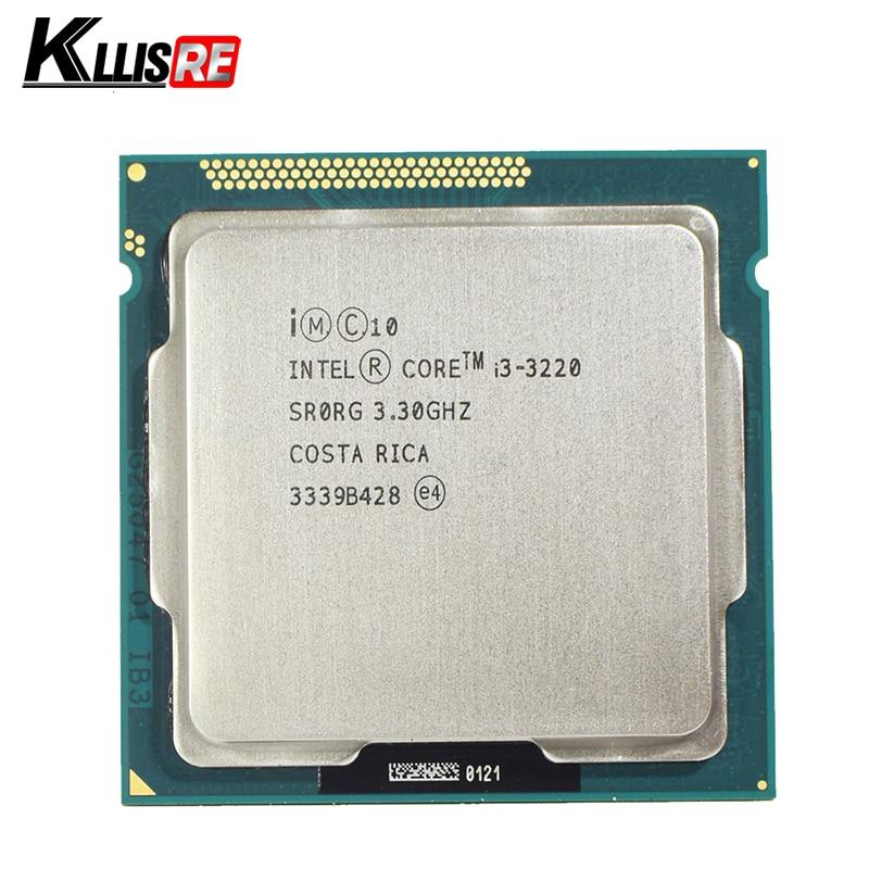 Intel Core i3 3220 3.3GHz 3M Cache Dual Core CPU Processor SR0RG LGA 1155-in CPUs from Computer & Office    1