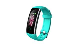 Image 5 - Nuova Smart Wristband Del Braccialetto con il Cuore Tasso di Pressione Sanguigna Pedometro multifunzione banda intelligente per Android IOS Fitnesstracker
