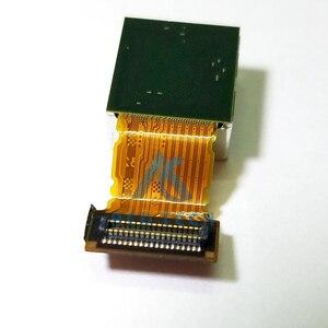 Image 4 - 소니 z4 z3 + 듀얼 e6553 e6533 빅 카메라 플렉스 케이블 백 카메라 교체 부품 피난처에 대한 원래의 후면 메인 카메라