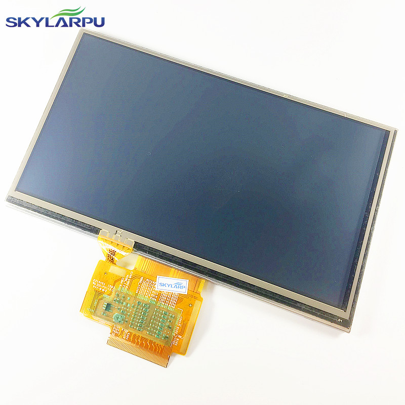 skylarpu 6.0 inch LCD Screen for TomTom GO 60 GPS LCD display screen with Touch screen digitizer Repair replacement skylarpu 5 inch for tomtom xxl iq canada 310 n14644 full gps lcd display screen with touch screen digitizer panel free shipping