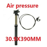 Bike Seatpost Wire Remote Control Lift Seat Post 30.9/31.6 Mm Downhill DH FR AM XC Air/Oil Pressure Adjustment Seatpost