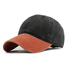 9 Mixed colors Washed Denim Snapback Hats Autumn Summer Men Women Baseball Cap Golf Sunblock Beisbol Casquette Hockey Caps